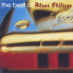 THE BEST OF BLUES ETÍLICOS title=