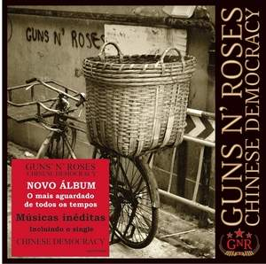 CHINESE DEMOCRACY title=