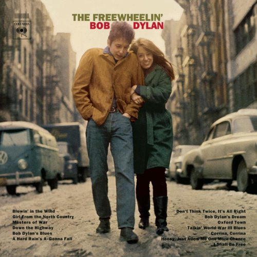THE FREEWHEELIN BOB DYLAN title=