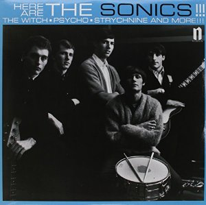 HERE ARE THE SONICS title=