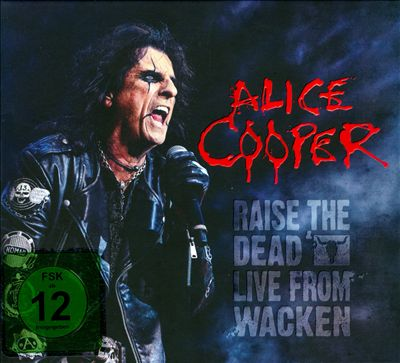 RAISE THE DEAD LIVE FROM WACKEN title=
