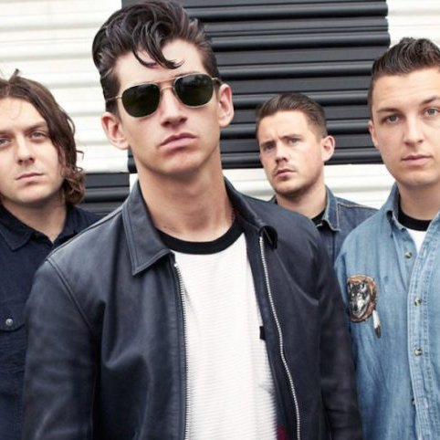 ARCTIC MONKEYS title=