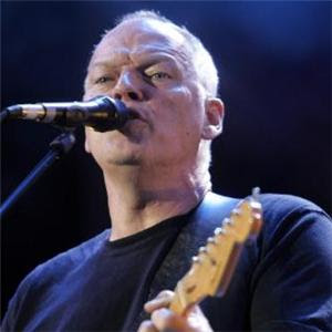 DAVID GILMOUR title=