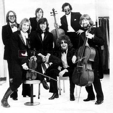 Discografia do ELECTRIC LIGHT ORCHESTRA