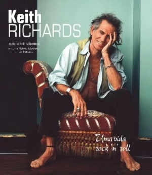 KEITH RICHARDS - UMA VIDA ROCK N ROLL title=
