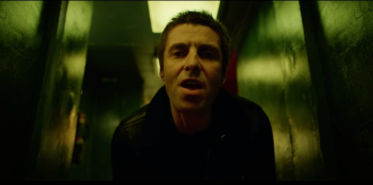 LIAM GALLAGHER LANÇA SINGLE E CLIPE SOLO
